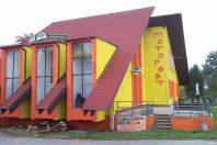 Děbolín – střecha a fasáda