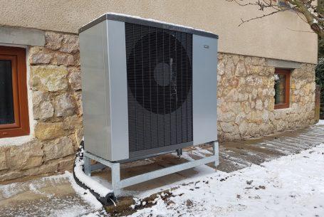 Tepelné čerpadlo Praha – Velká Chuchle