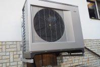 Tepelné čerpadlo Leč u Benešova